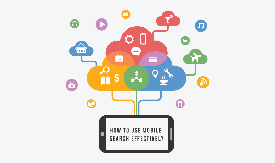 How to use mobile search effectively