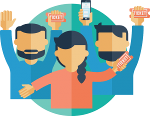 sell tickets on magento 2