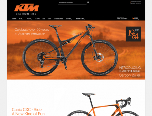 KTM BIKES INDUSTRIES