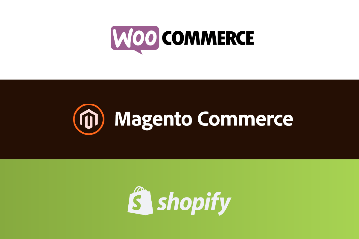 Shopify, Woocommerce or Magento. Which is the right E-commerce platform?