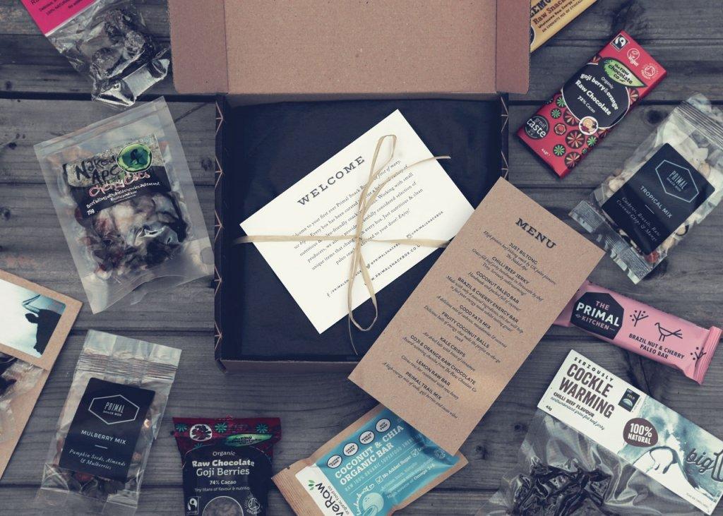 snack box subcription