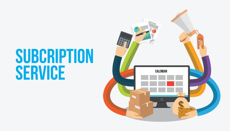 subcription service