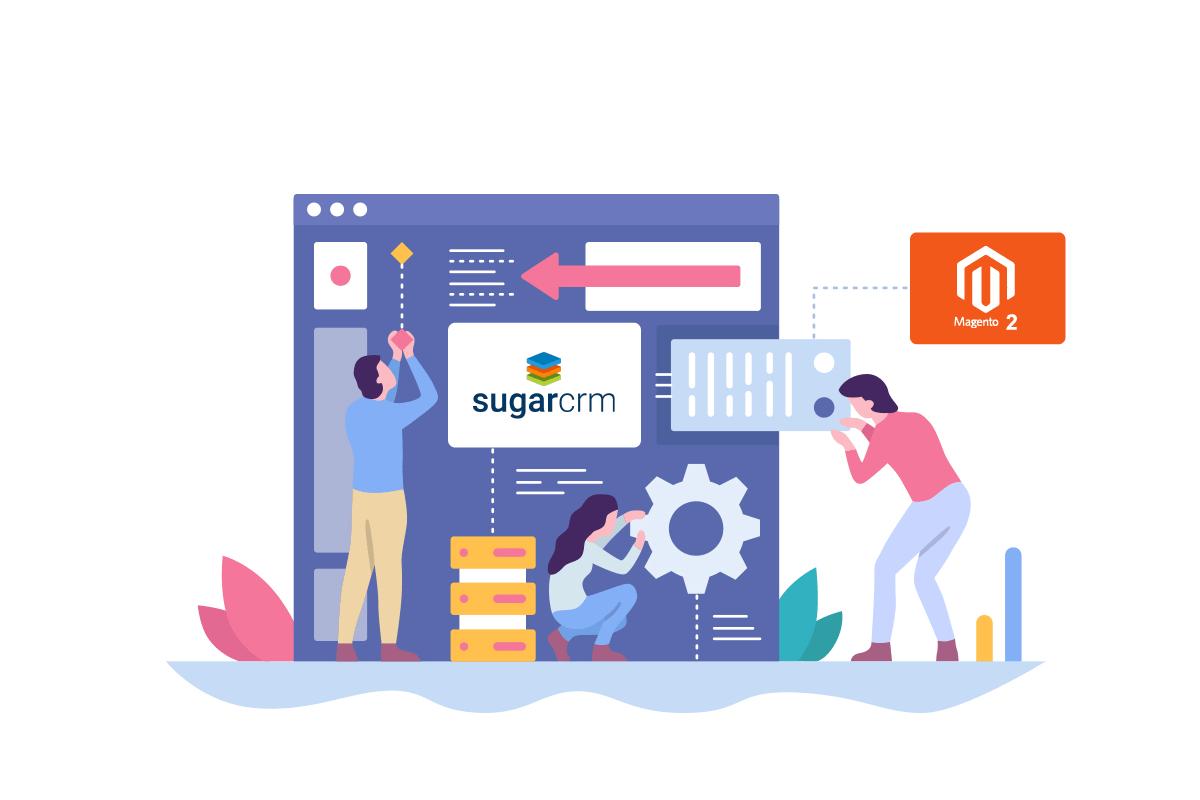 Magento 2 Integration with Sugar CRM