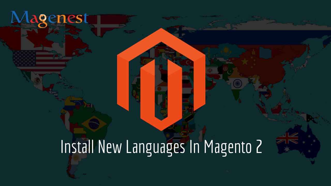 Install New Languages In Magento 2
