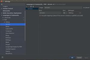 Setup Test Server to debug Magento 2