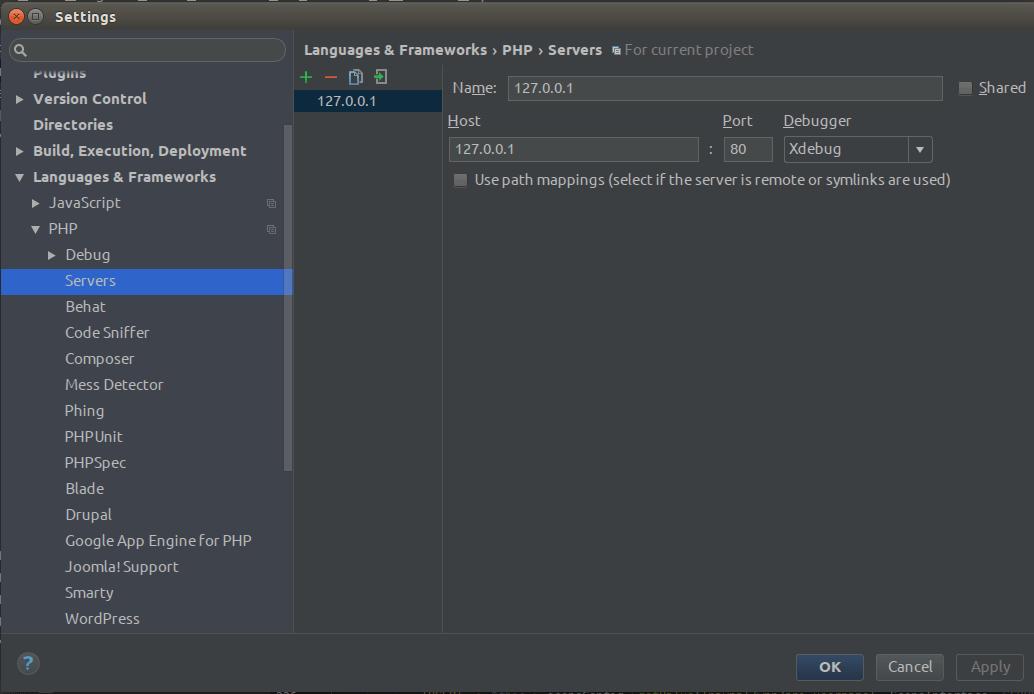 Setup Test Server