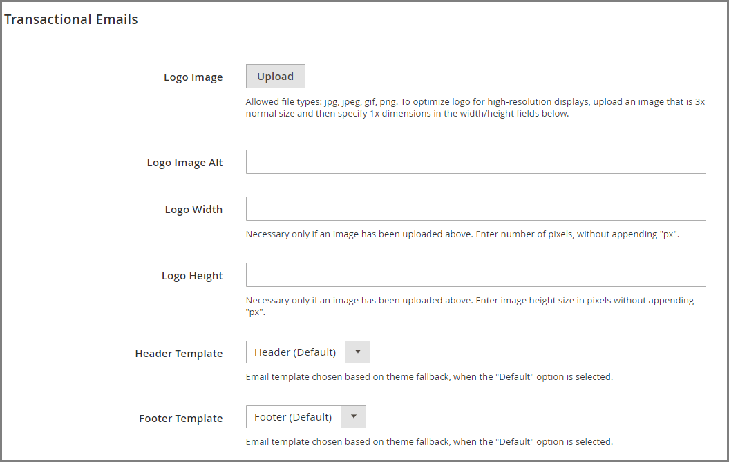 Change email logo in Magento 2 back-end menu