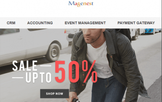 email header design in magento 2 store