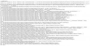How to set Magento 2 Modes error
