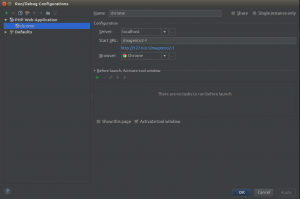 Debug Magento 2 with Xdebug and PhpStorm part 2 config