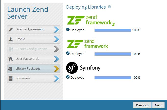 How to install Magento 2 running on Zend Server on Ubuntu