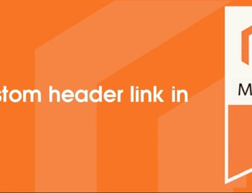 Add custom link in header in Magento 2