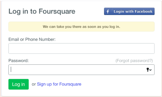 Configure Foursquare API in Magento 2