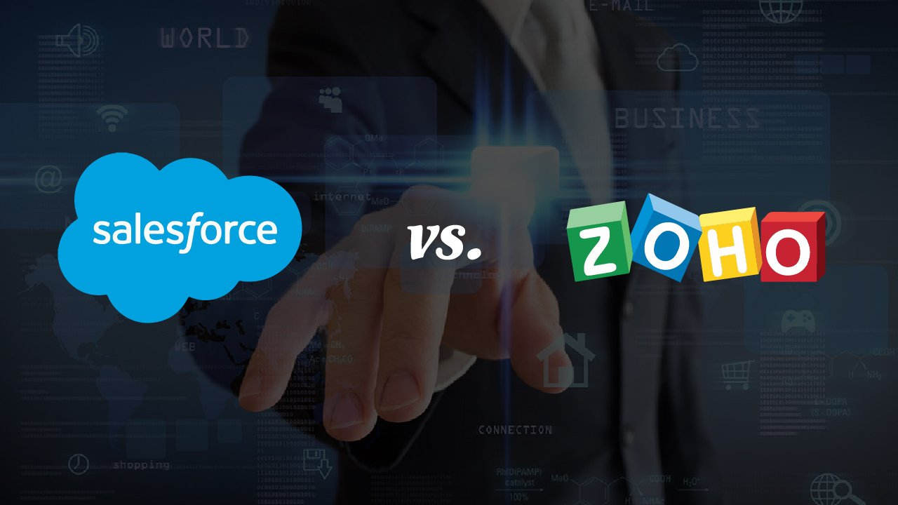 Best CRM Applications – Zoho vs. Salesforce | Magenest