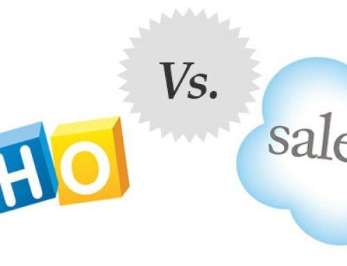 Best CRM Applications – Zoho vs. Salesforce | Magenest