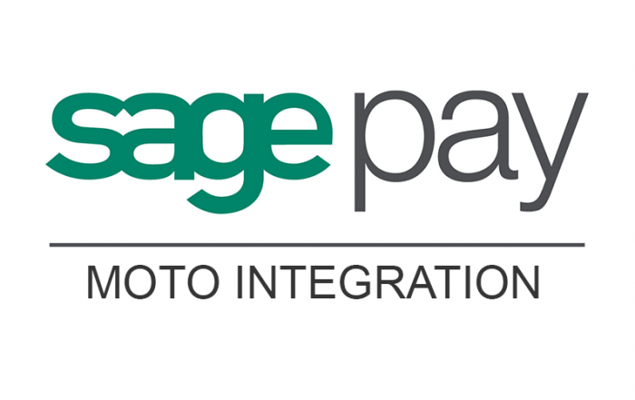 sage pay moto integration