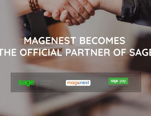 Magenest has officially become a Sage Pay Partner