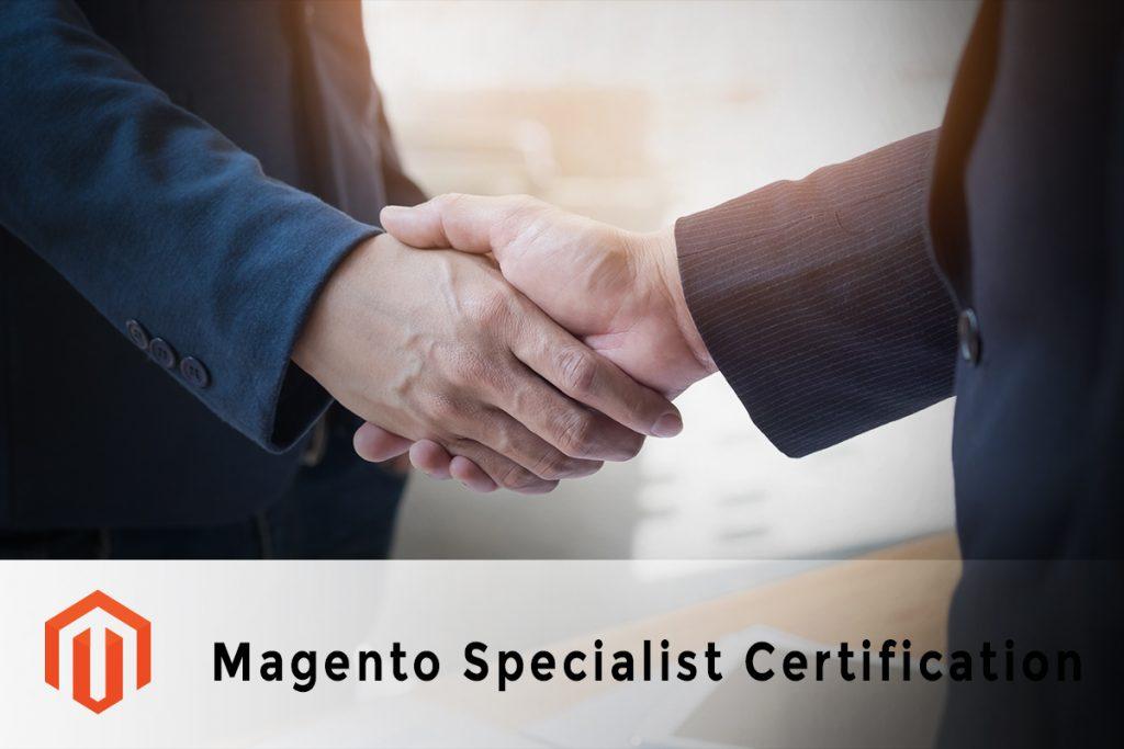 Magento specialist certification