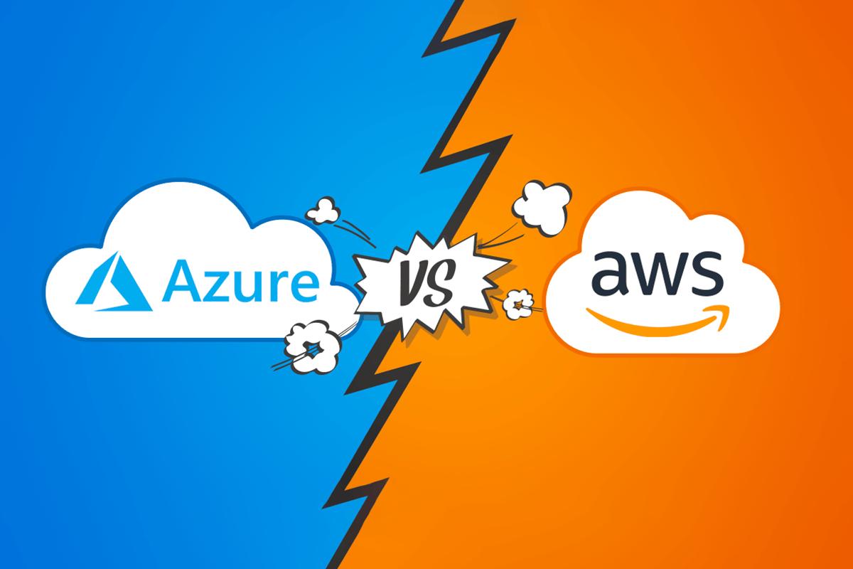 So sánh AWS và Azure