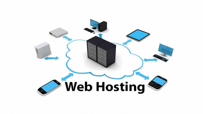 Mua Web Hosting bản chất là mua rất nhiều thành tố liên quan