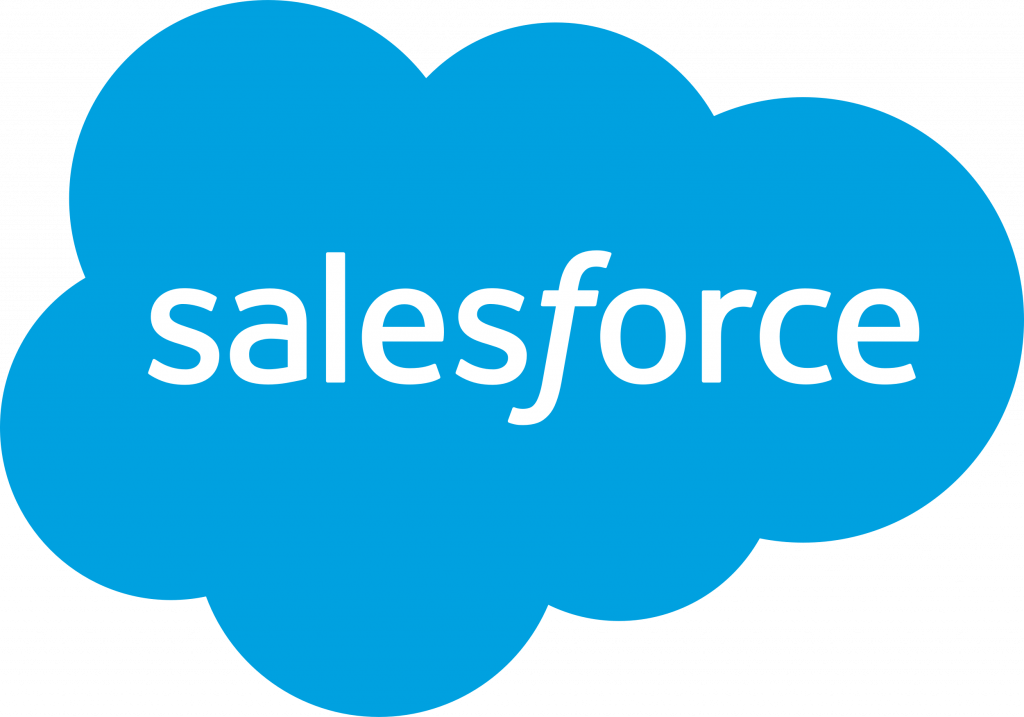 CRM: salesforce logo