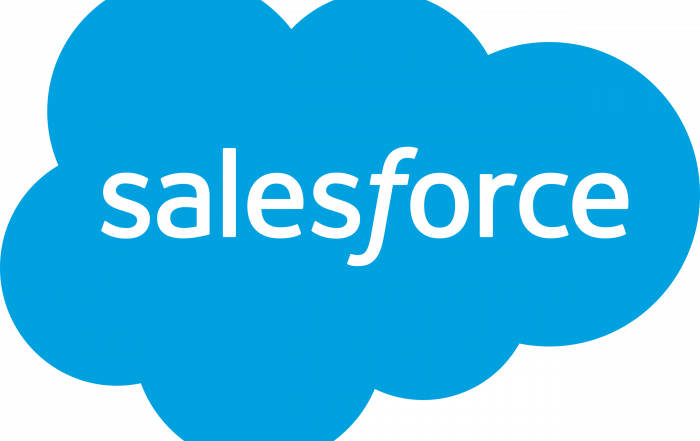 CRM: salesforce logo