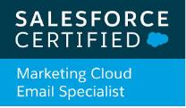 Salesforce Marketing Cloud Email Specialist