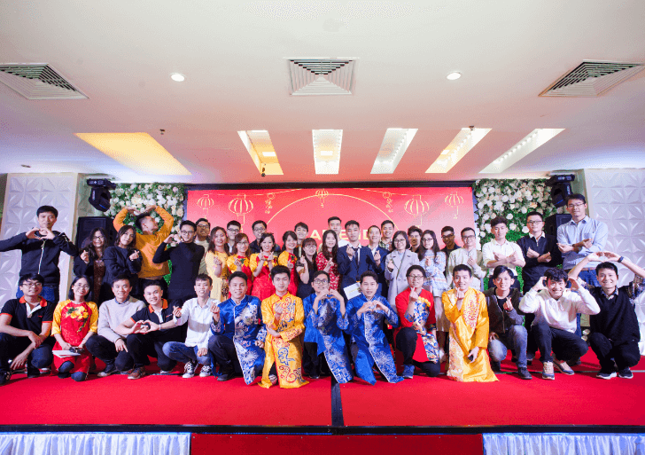 2018 Year End Party