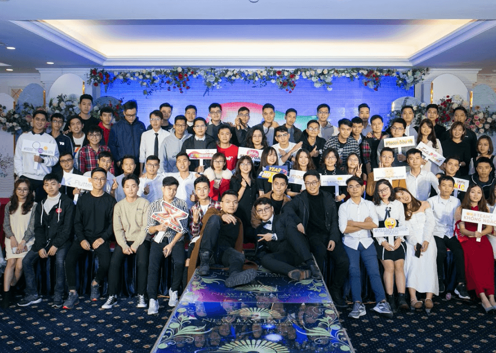 2019 Year End Party