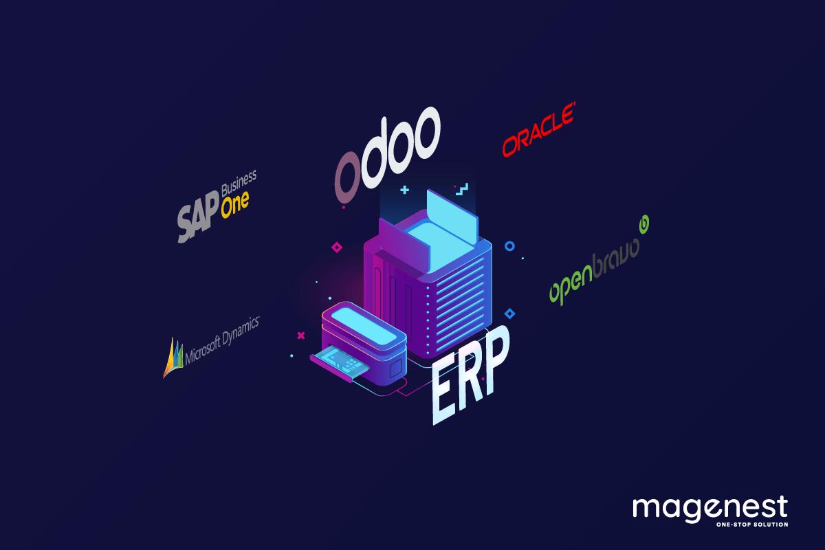 Top 5 phần mềm ERP tốt nhất cho doanh nghiệp hiện nay