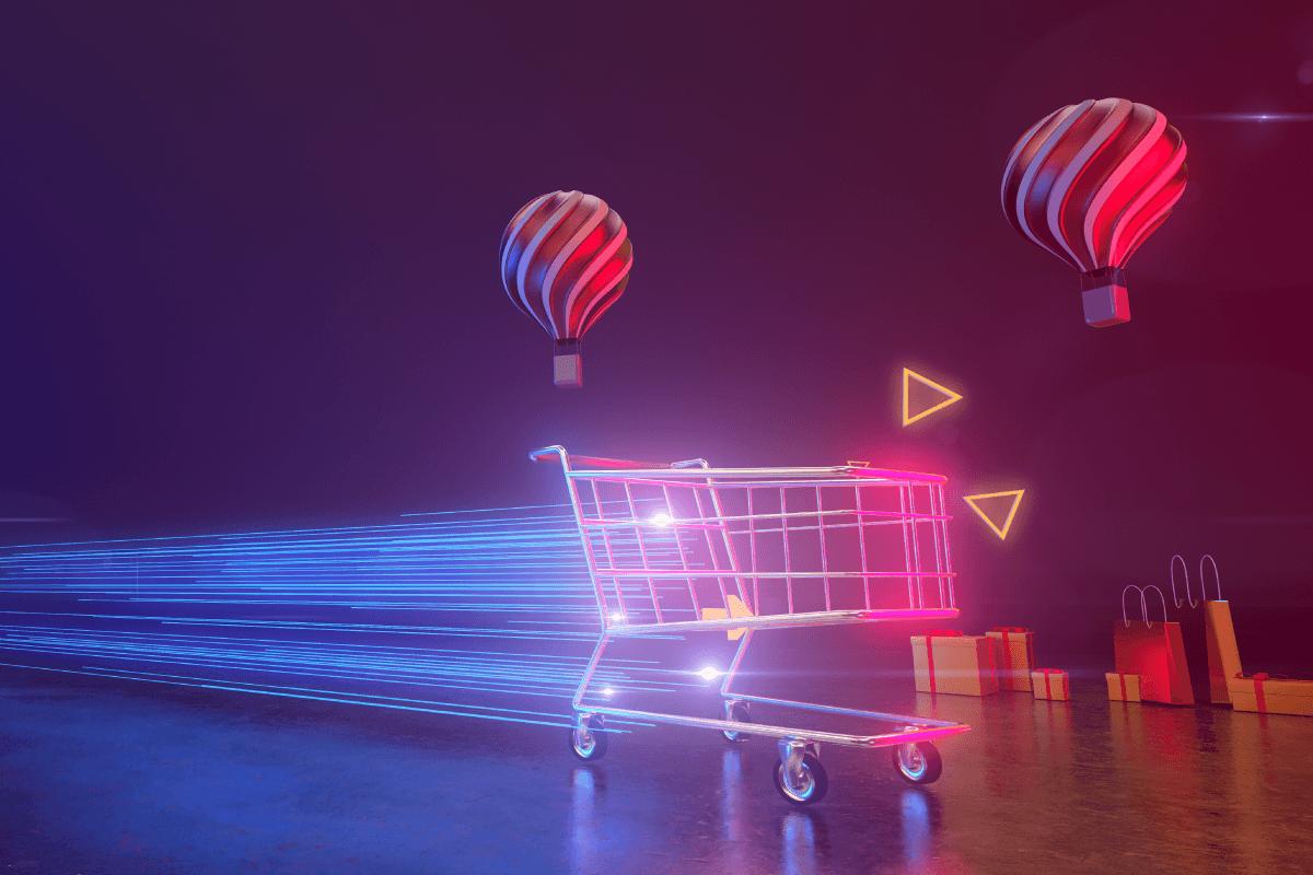 Tương lai của phiên bản thương mại điện tử 2020