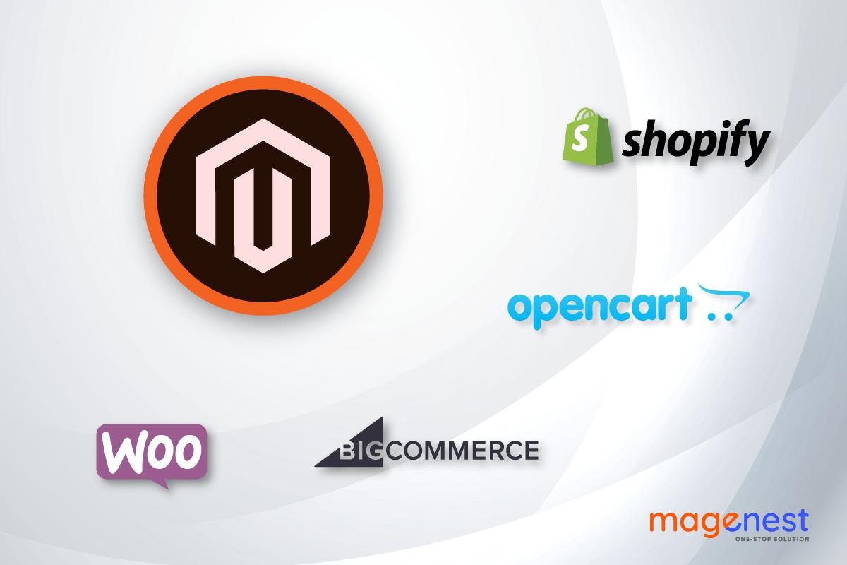 Magento nền tảng thương mại điện tử hàng đầu