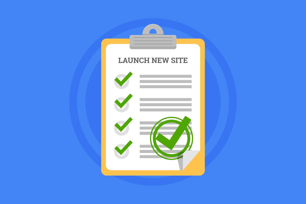 Danh sách kiểm tra website trước khi ra mắt trang web ecommerce