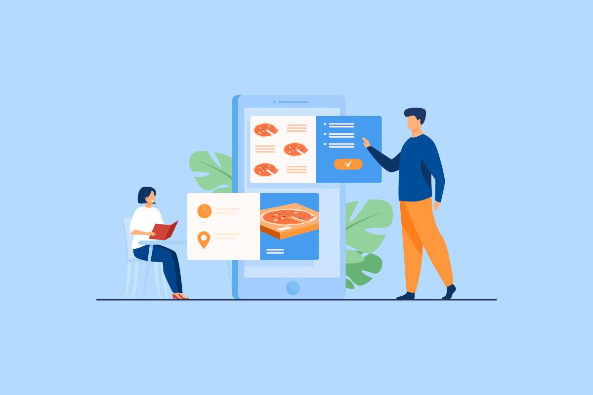 Kinh nghiệm bán đồ ăn online