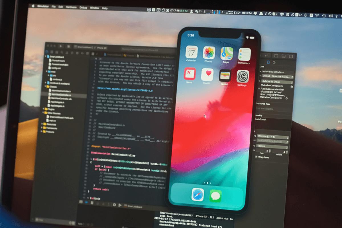 Học lập trình iOS