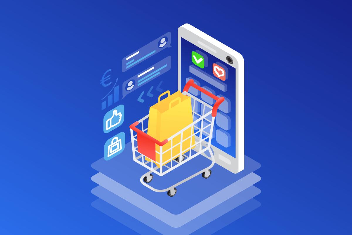 Digital transformation for retail