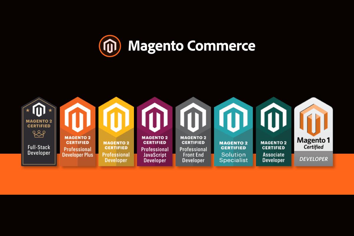 Magento 2 certified professional developer