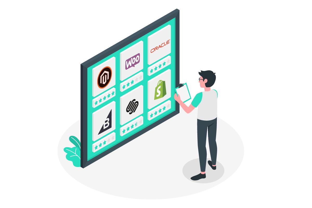 eCommerce platforms: Magento is the 1st ecommerce platform