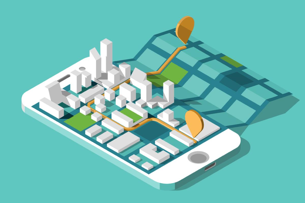 Ứng dụng bản đồ