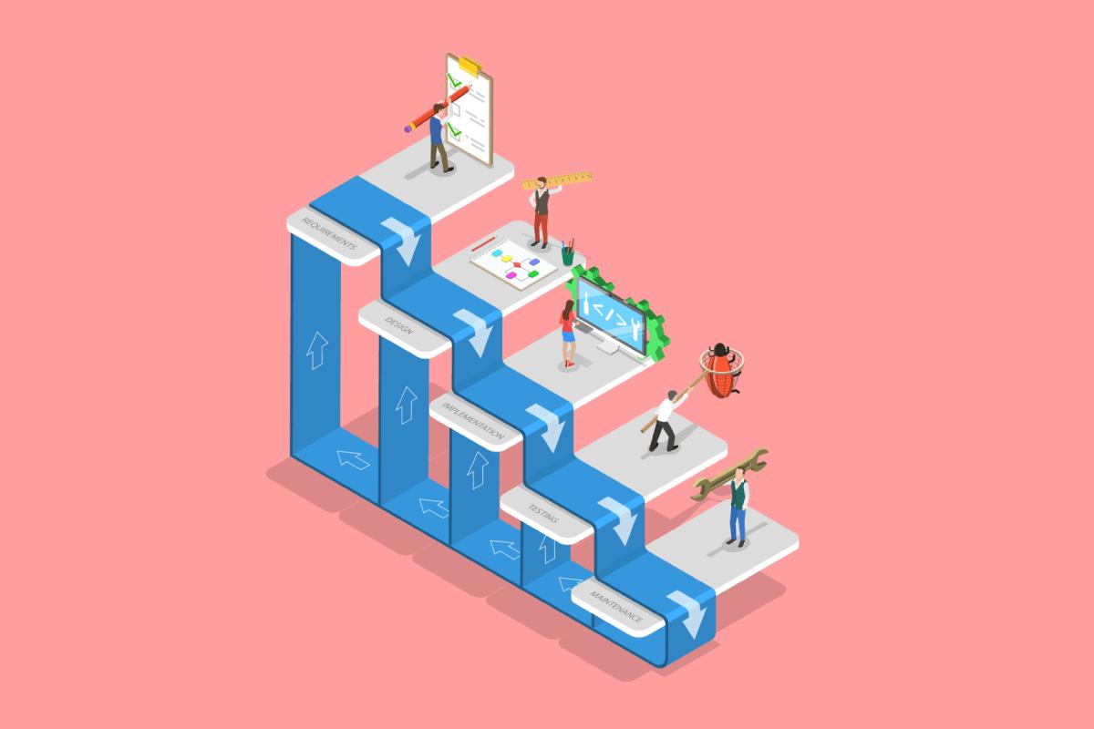 Project implementation steps
