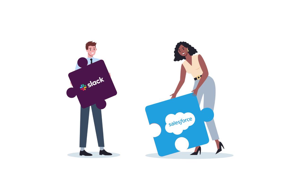 Salesforce mua lại Slack
