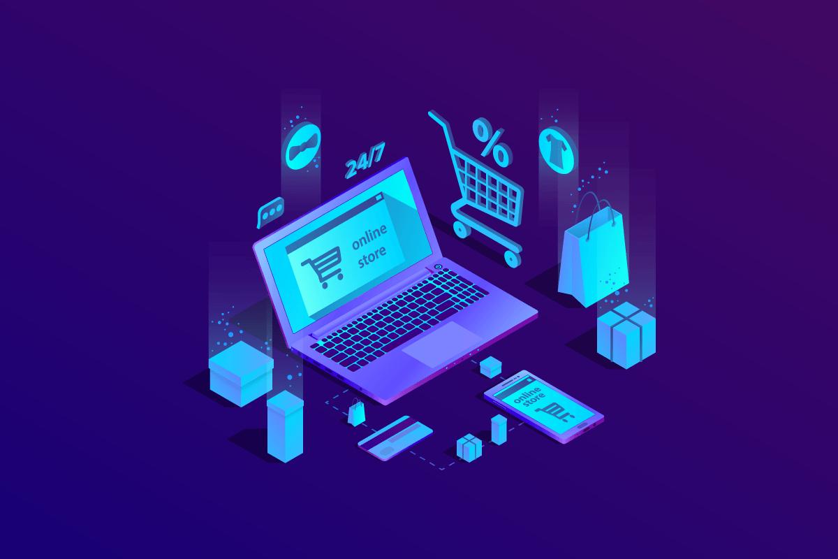 Ecommerce website builder