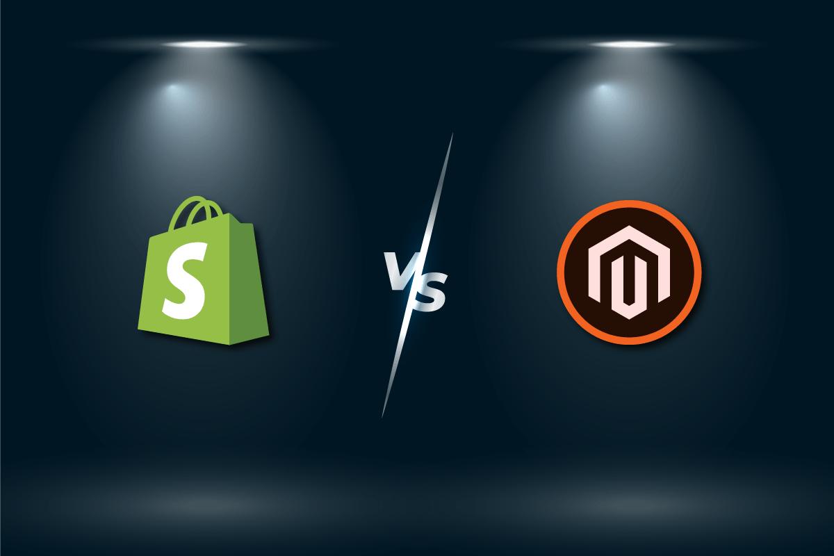 Shopify Plus & Magento 2 Commerce
