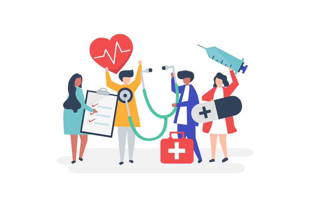 Customer service skills in healthcare