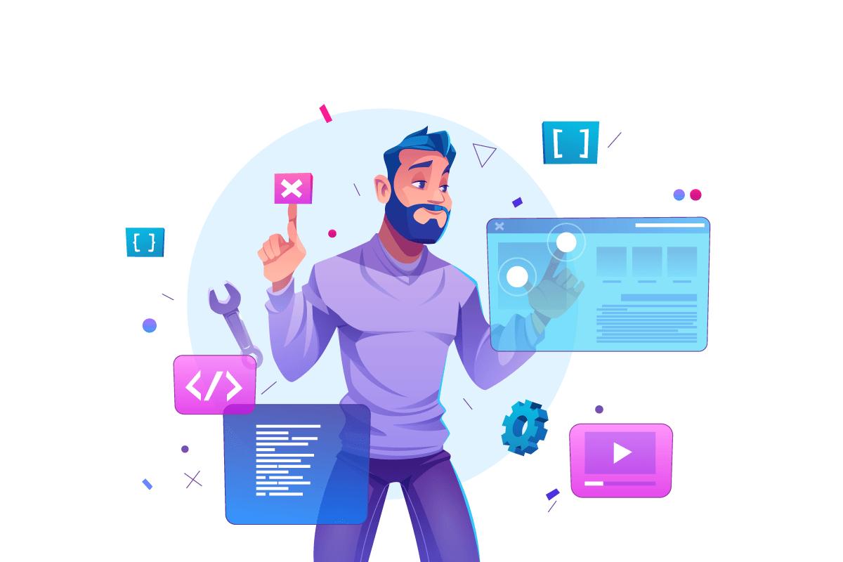 Website development tools