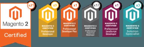 Winner of Magento Imagine 2019