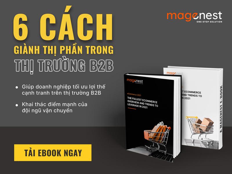 eBook Cách giành thị phần trong B2B