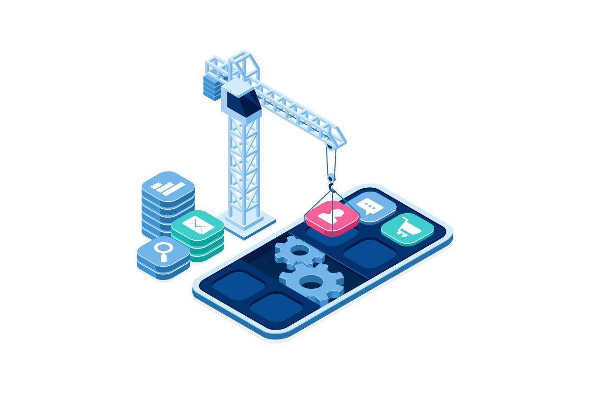 mobile application development software