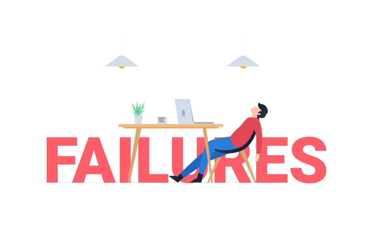 outsourcing failures