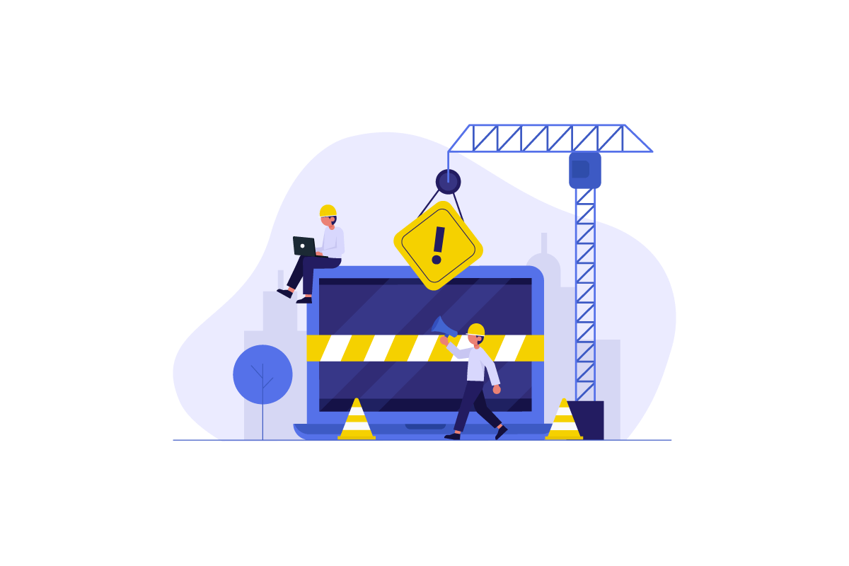 website maintenance for small business